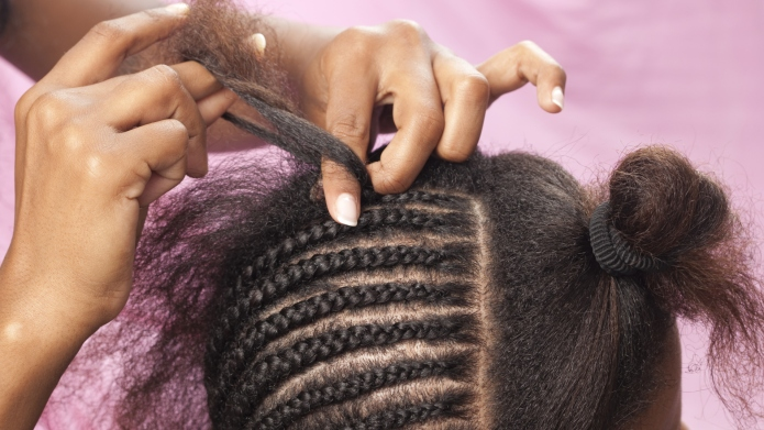 Hair extension.