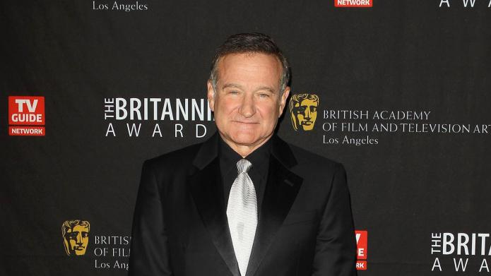 Robin Williams: Kim Kardashian wore Mrs.