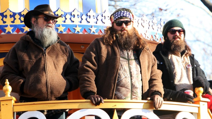 Duck Dynasty has a big announcement
