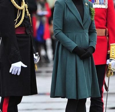 Celeb bump day: Kate Middleton, Ali