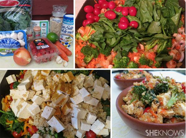 Tofu scramble from SheKnows Canada