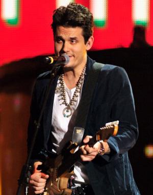 John Mayer at 2013 ACM
