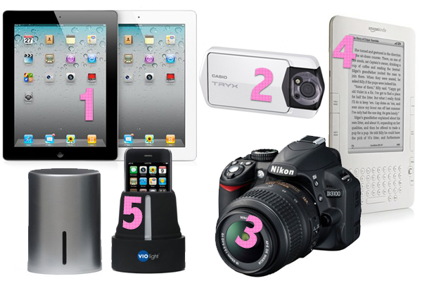 Top tech gifts for mom