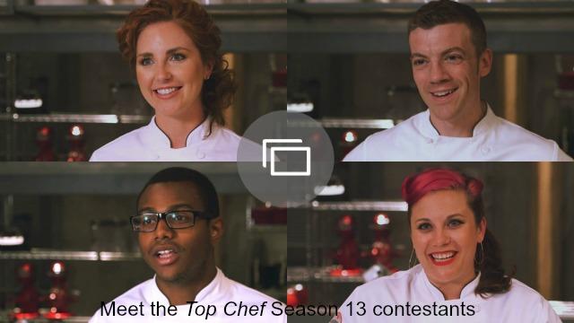 top chef contestants slideshow