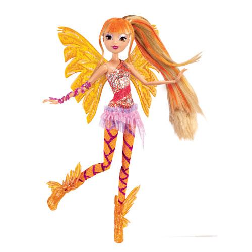 Girl's Toy Winx Sirenix Stella Doll   Sheknows.com.au