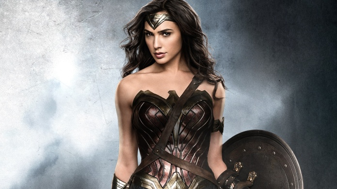 Wonder Woman Dominates the New Justice