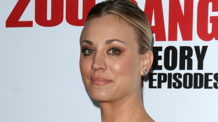 Kaley Cuoco's new boyfriend brings out
