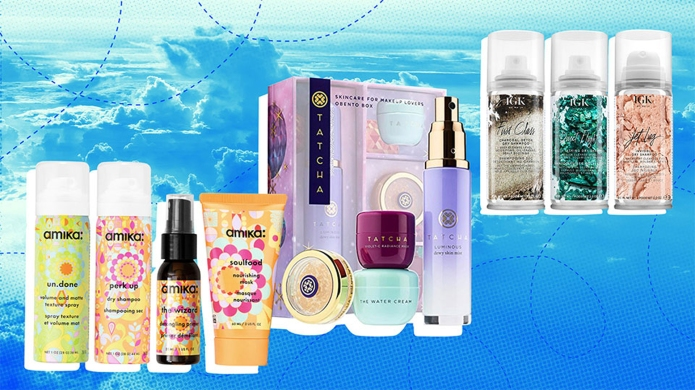 Travel Beauty Kits That Take the