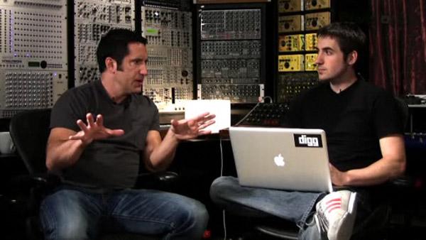 Trent Reznor video interview - Digg