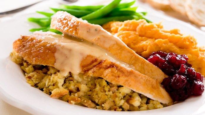 15 restaurants open on Thanksgiving where