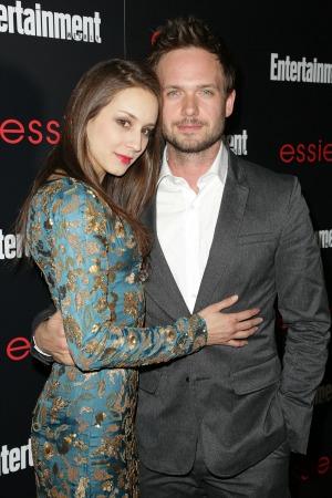 Troian Bellisario engaged to Patrick.J.Adams