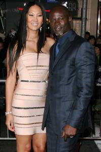 Djimon Hounsou: The Tempest's family man