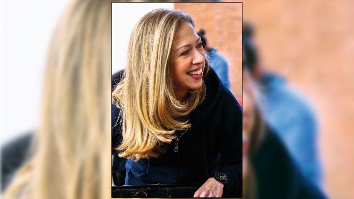 Exclusive: Chelsea Clinton on motherhood, her