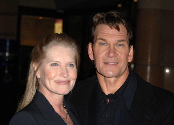 Patrick Swayze's widow finds love again
