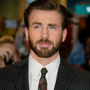 No world, Chris Evans is not