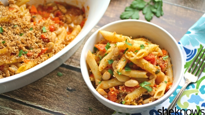 Meatless Monday: Turn pasta e fagioli