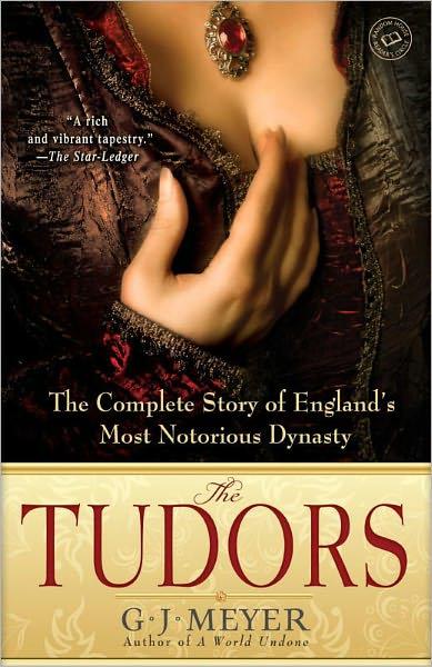 The tudors cover