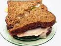 Gluten-Free Turkey Pepper Jack Sandwich with Green Chilies