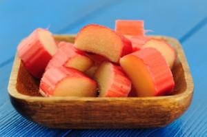 Rhubarb Cherry Syrup