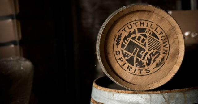 Tuthilltown Spirits (Hudson Whiskey), Gardiner, New York