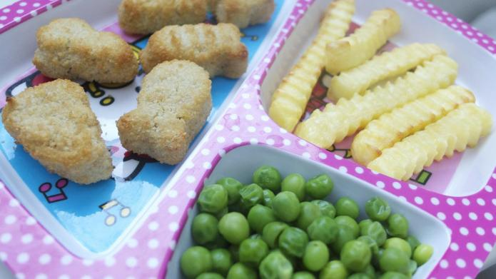 10 Kid foods you could never