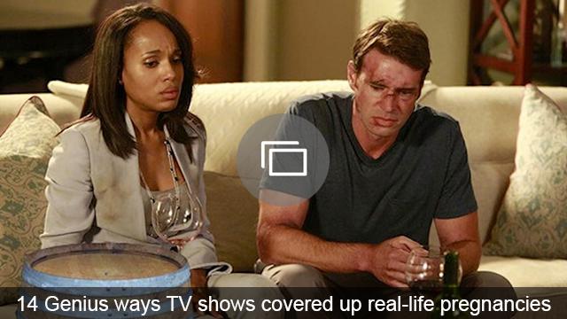 tv pregnancies slideshow