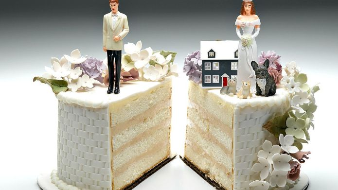 Divorce app claims to legally separate