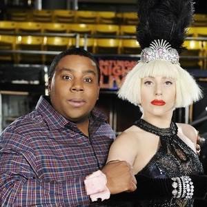 Lady Gaga takes Saturday Night Live