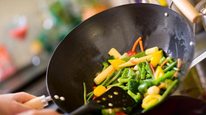 How to Stir Fry Garden Veggies
