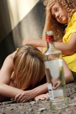 Drunk tween