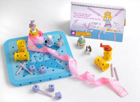 GoldieBlox: Engineering toys for girls