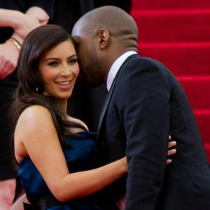 Oh, no! Kim Kardashian flashes panties
