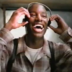 Tyrese Gibson - Coke commercial
