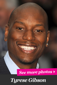 tyrese gibson photogallery