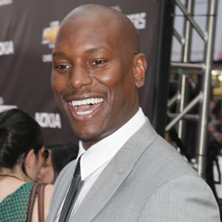 Tyrese Gibson - Transformers premeire