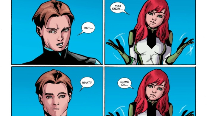 New X-Men gay story line seems