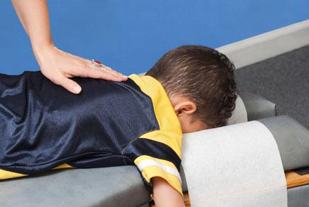 Could chiropractic care benefit your child?