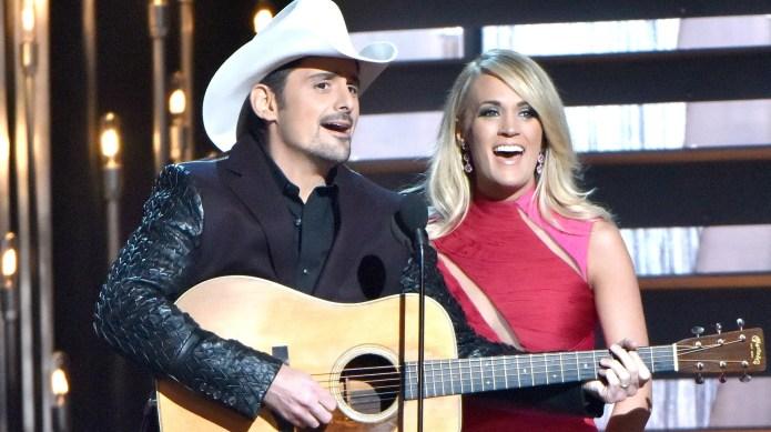 6 Celebrities Carrie Underwood and Brad
