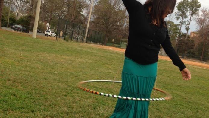 7 Reasons you should hula hoop