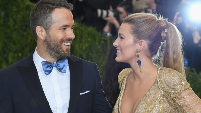 Ryan Reynolds Gushes About Blake Lively,