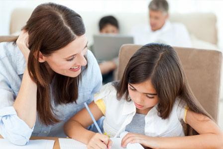Help your child excel in school