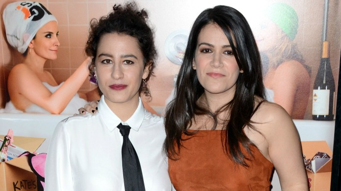 Broad City's Abbi Jacobson & Ilana