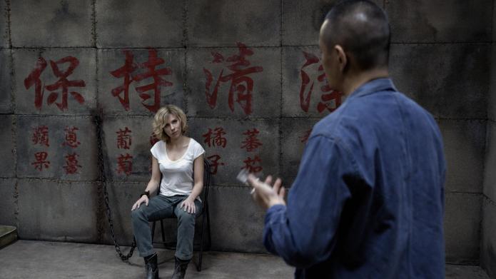 INTERVIEW: Scarlett Johansson's long, painful week