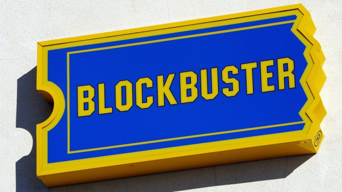 Family Creates a 'Blockbuster' Video Store