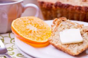 Kumquat Quick Bread