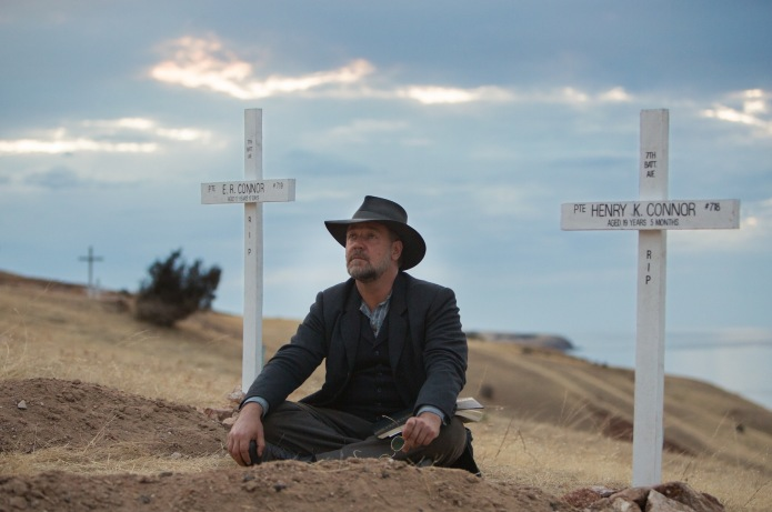 Russell Crowe's The Water Diviner has