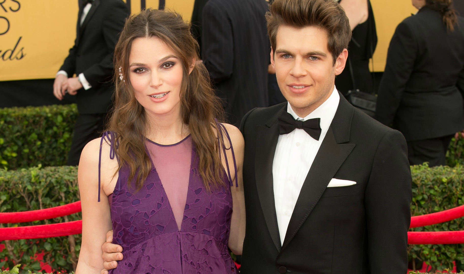 Keira Knightley is a mom! Actress gives birth to her first ...