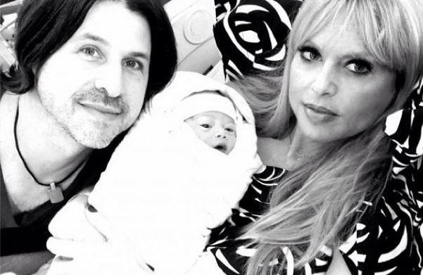 Mommy tweets: Rachel Zoe's baby Kai,