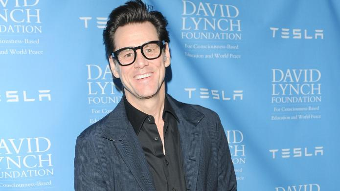 Jim Carrey has news that's going
