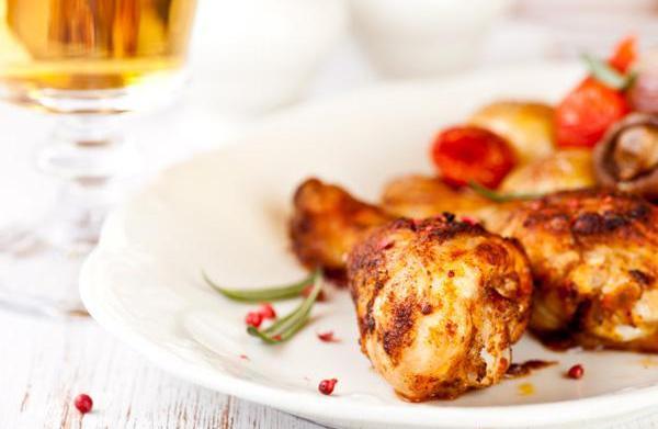 Chicken roasted in beer recipe